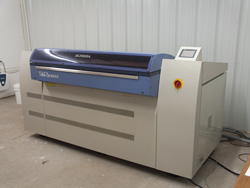 Screen 8000II Platesetter